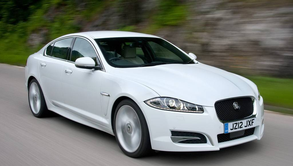 Jaguar XF SE Business and Sport Editions
