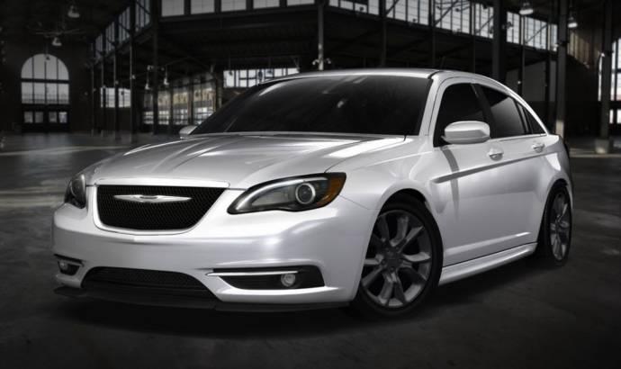 Mopar 2012 Chrysler 200 Super S