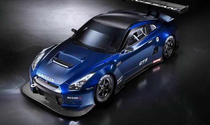 Nissan GT-R R35 NISMO GT3