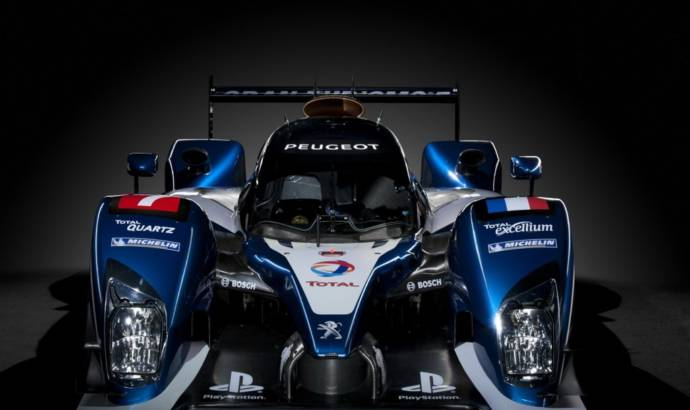 Peugeot Out of Le Mans