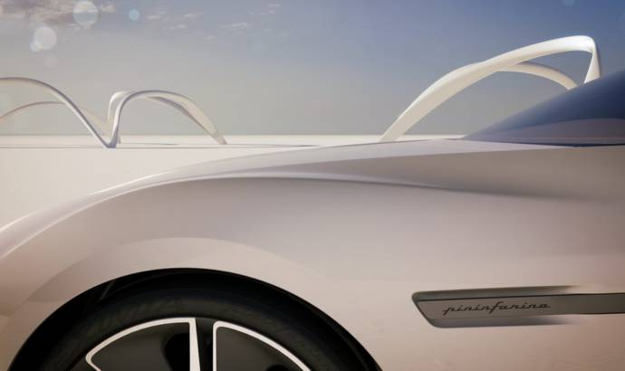 Pininfarina Cambiano Concept: 3rd Teaser