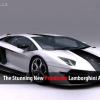 Prindiville Lamborghini Aventador, Ferrari 458 and Range Rover Evoque