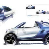 Smart for-us Concept: Detroit 2012
