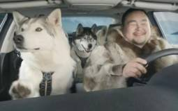 Suzuki Kizashi AWD Commercial for 2012 Super Bowl