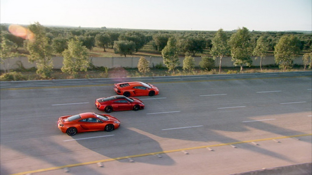 Top Gear Season 18 Episode 1