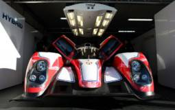 Toyota TS030 HYBRID Le Mans Racer Unveiled
