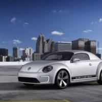 Volkswagen E-Bugster Electric Concept