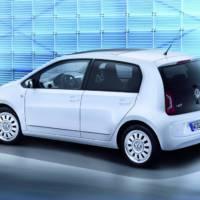 Volkswagen up! Five-Door Unveiled
