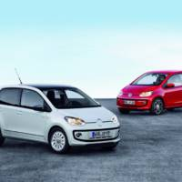 Volkswagen up! Five-Door Unveiled