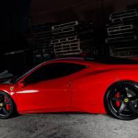 Vorsteiner Ferrari 458 and BMW 5 Series F10