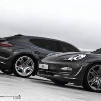 Widebody Porsche Panamera by Project Kahn