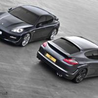 Widebody Porsche Panamera by Project Kahn