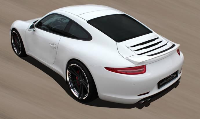 speedART SP91-R 2012 Porsche 911 Carrera Preview