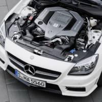 2012 Mercedes SLK 55 AMG UK Price