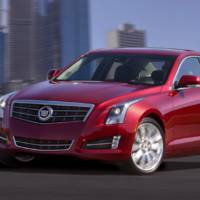 2013 Cadillac ATS revealed in Detroit