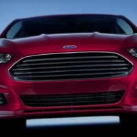 2013 Ford Fusion, Fusion Hybrid and Fusion Energi