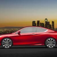 2013 Honda Accord Coupe Concept Revealed
