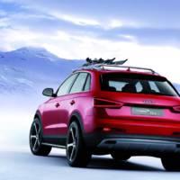 Audi Q3 Vail Revealed