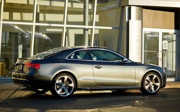 Audi Reveals US Bound S5 Special Edition