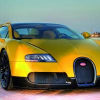 Bugatti Veyron Grand Sport Special Edition Unveiled in Qatar
