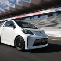 Custom Toyota iQ, Yaris and GT 86 models at 2012 Tokyo Auto Show