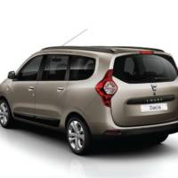 Dacia Lodgy MPV Heading to Geneva