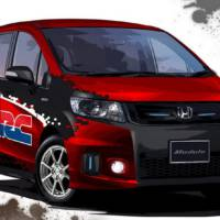 Honda Customized Cars at 2012 Tokyo Auto Salon