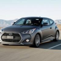 Hyundai Veloster Turbo Leaked