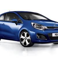 Kia Rio 3-door UK Price