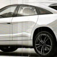 Lamborghini Crossover Leaked