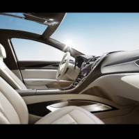 Lincoln MKZ Concept Previews Production Model