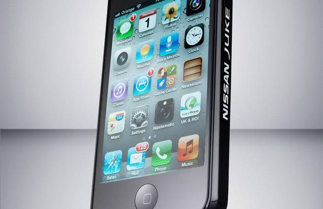 Nissan Launches Self-healing iPhone Case