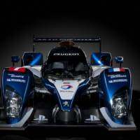 Peugeot Out of Le Mans