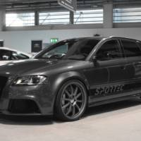 Sportec Audi RS3 with 408 HP