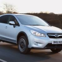 Subaru XV Price for UK