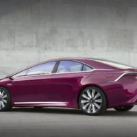 Toyota NS4 Advanced Plug in Hybrid: 2012 Detroit Auto Show