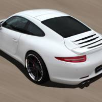 speedART SP91-R 2012 Porsche 911 Carrera Preview