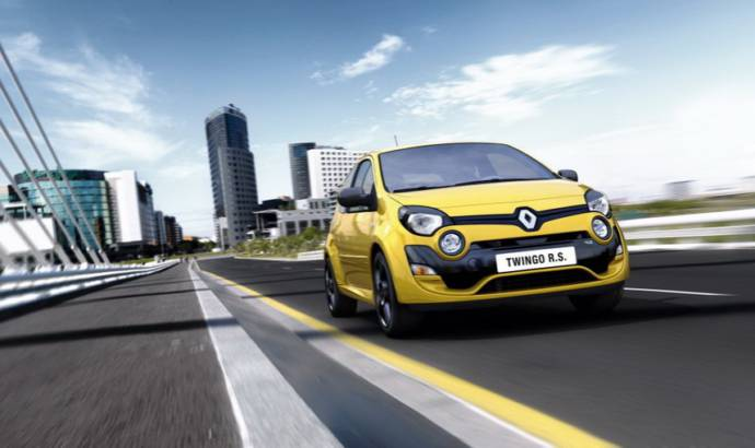 2012 Renault Twingo RS and Gordini RS