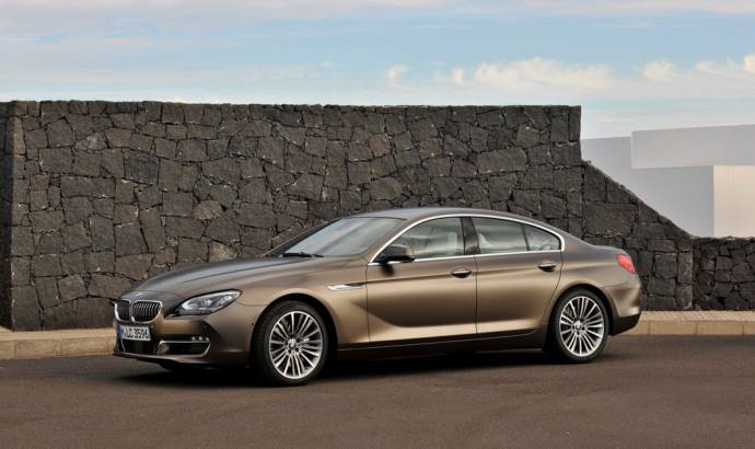 2013 BMW 640i Gran Coupe Price for US