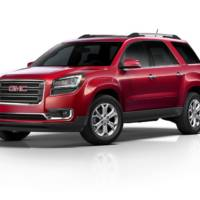 2013 GMC Acadia and Acadia Denali