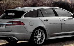 2013 Jaguar XF Sportbrake Leaked Photos