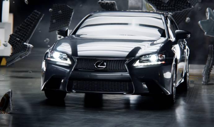 2013 Lexus GS Super Bowl Commercial