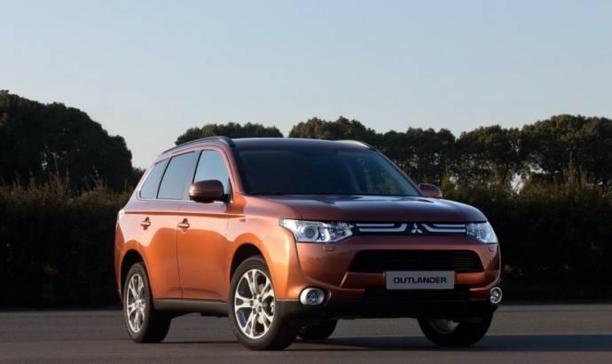 2013 Mitsubishi Outlander Preview