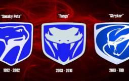 2013 SRT Viper Logo named Stryker