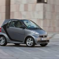 2013 Smart Fortwo Facelift