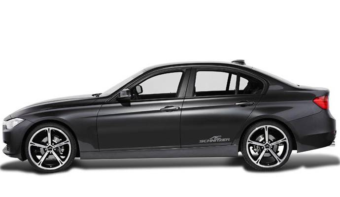 AC Schnitzer 2012 BMW 3 Series Preview