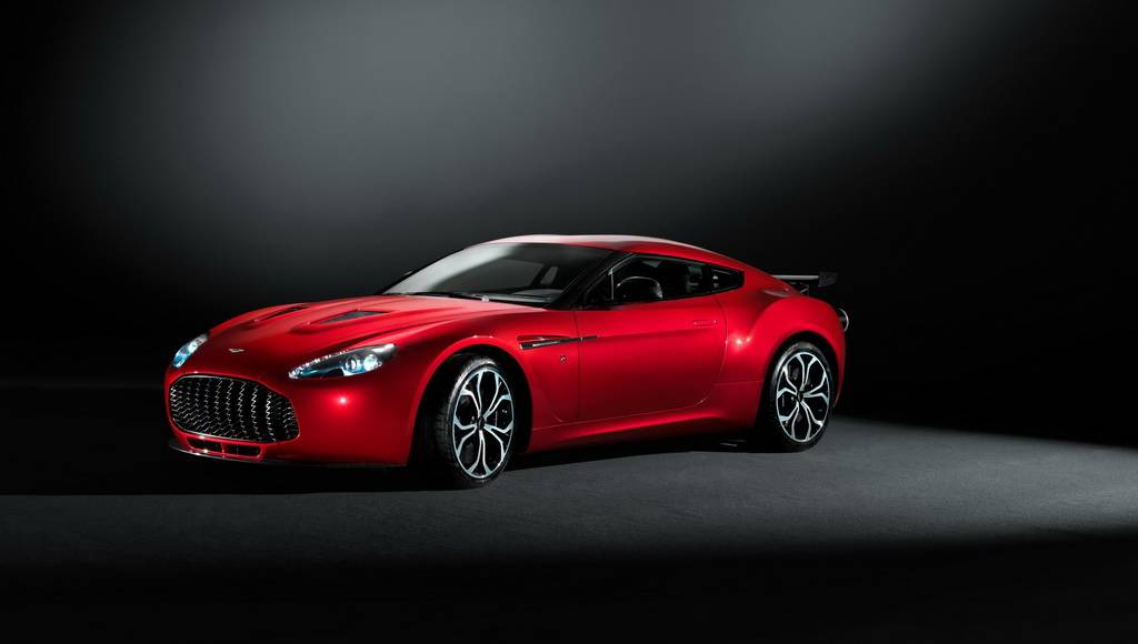 Aston Martin V12 Zagato Production Version Revealed