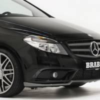 BRABUS 2012 Mercedes B Class