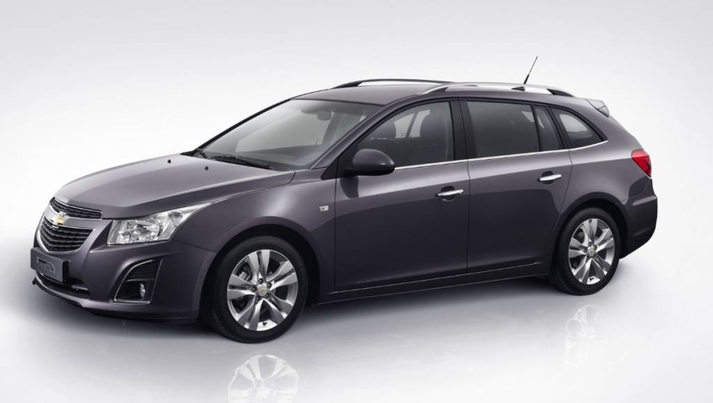 Chevrolet Cruze SW Previewed Again