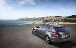 Chevrolet Cruze Station Wagon Heading to Geneva